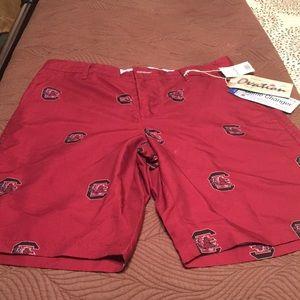 NWT University of South Carolina Men's Shorts
